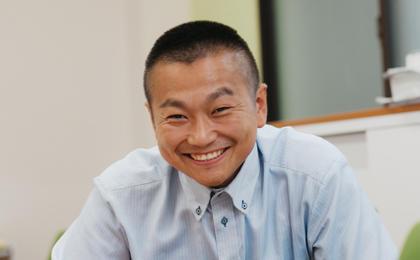 笑顔の水まわりスペシャリスト 大崎勝也